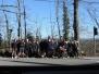 Noviziato Harambe - Route Invernale 2017- Val d\'Orcia