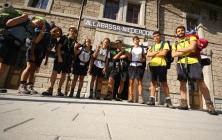 Clan - Route estiva 2015 - Alta via n˚1