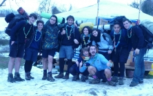Route Invernale 2011 Montesole - Clan