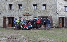 Route Invernale 2018  Noviziato ALPHERAZ