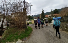 RS Noviziato - Route Invernale 2020 - Pomino