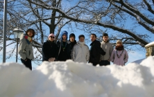 R/S - route invernale 2014 - calvana