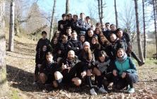 Uscita Noviziato-Clan.. Montepiano feb. 2017